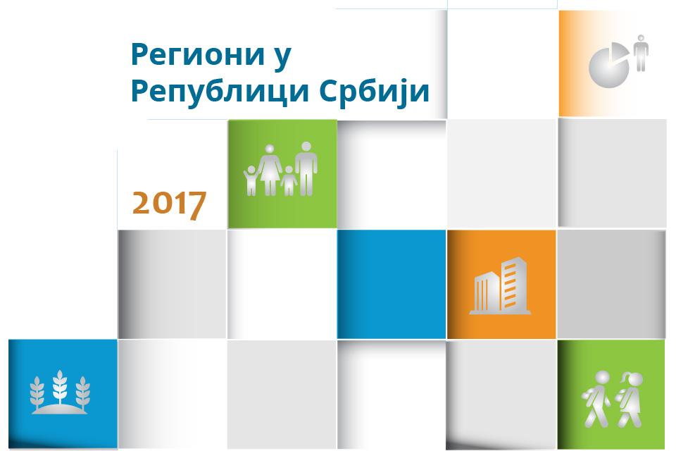 Regioni U Republici Srbiji Republicki Zavod Za Statistiku Srbije
